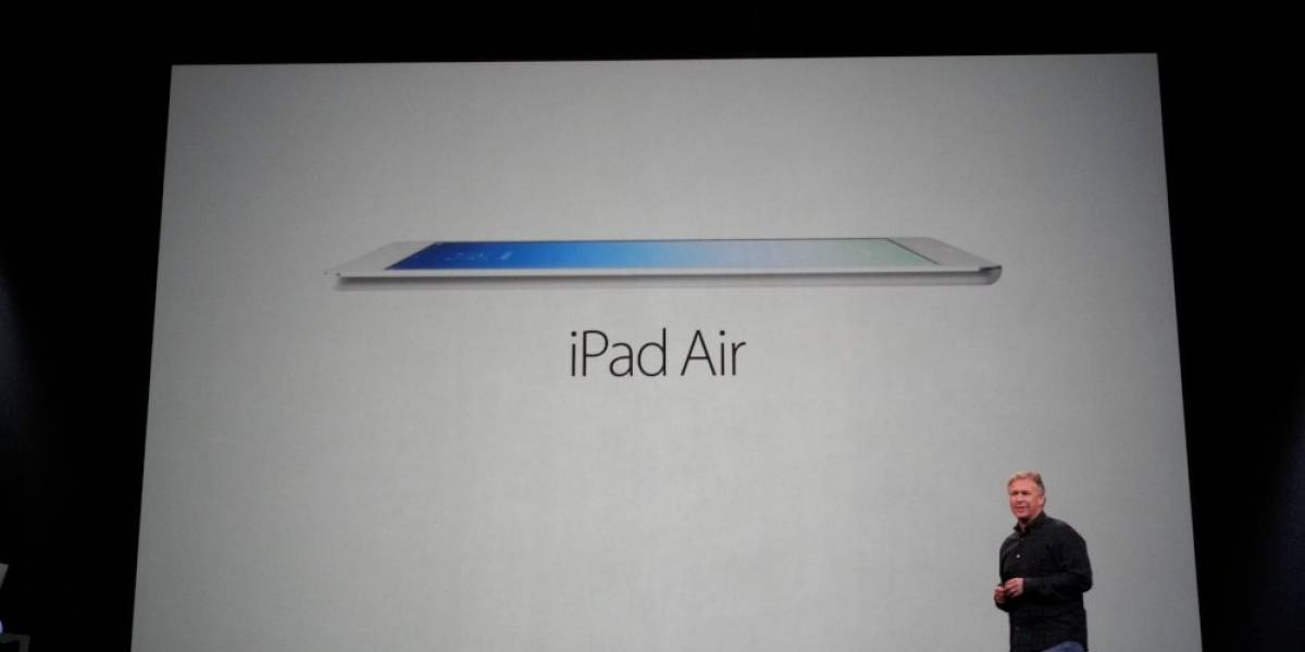 Apple lanza el iPad Air y renueva el iPad Mini