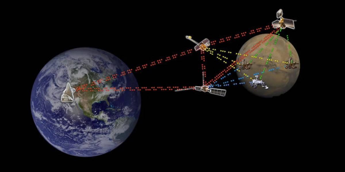 La NASA y Google quieren que internet funcione en el espacio, y casi lo han logrado