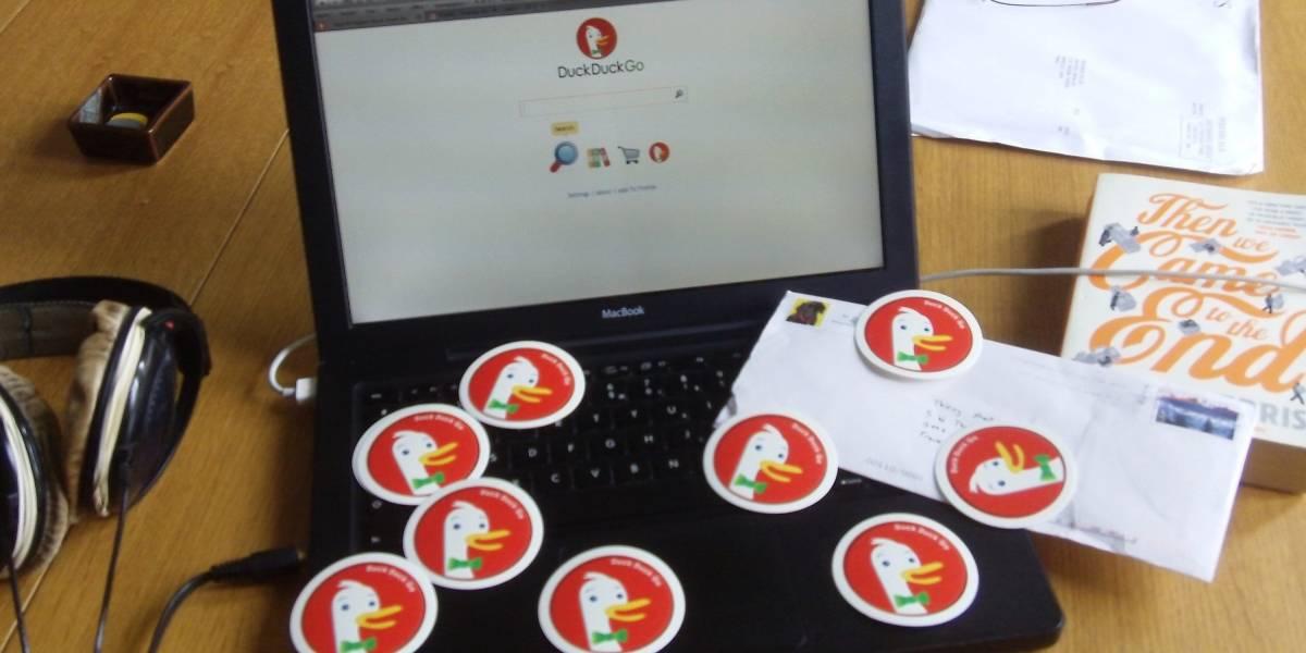 El buscador DuckDuckGo registró más de mil millones de búsquedas en 2013