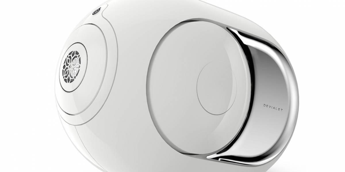 Devialet Phantom: un parlante de 30 centímetros que suena mejor que un sistema 20 veces mayor