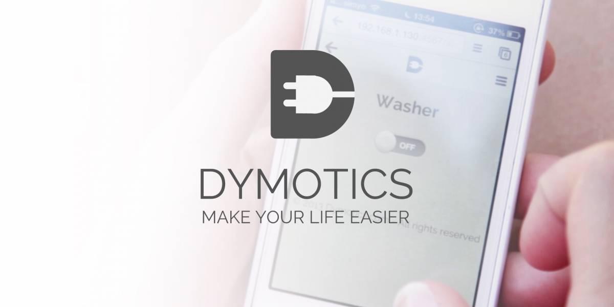 Dymotics intenta unificar la domótica desde una sola App [FW Startups]