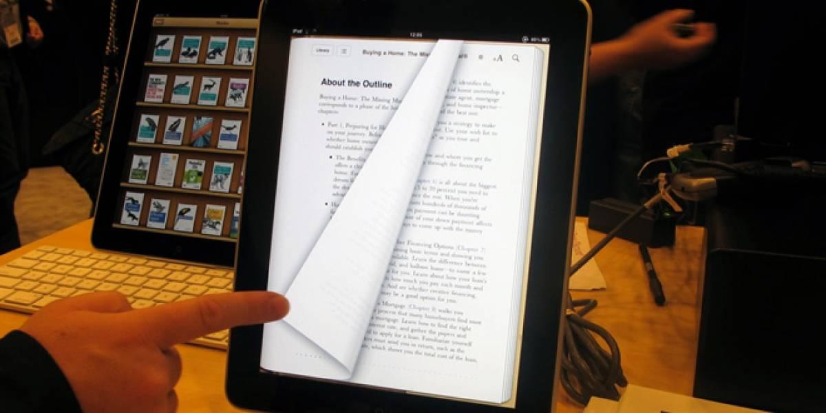 Presentan demanda antimonopolio contra Apple por fijar precios de e-books en Estados Unidos