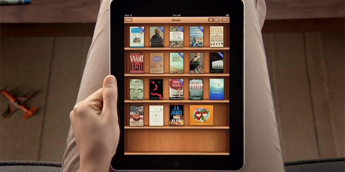 Autoridades tienen la solución para que Apple no cambie los precios de los e-books