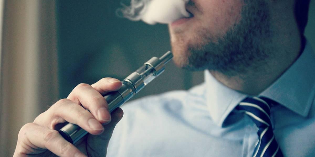 Algunos cigarros electrónicos pueden producir severos daños al pulmón