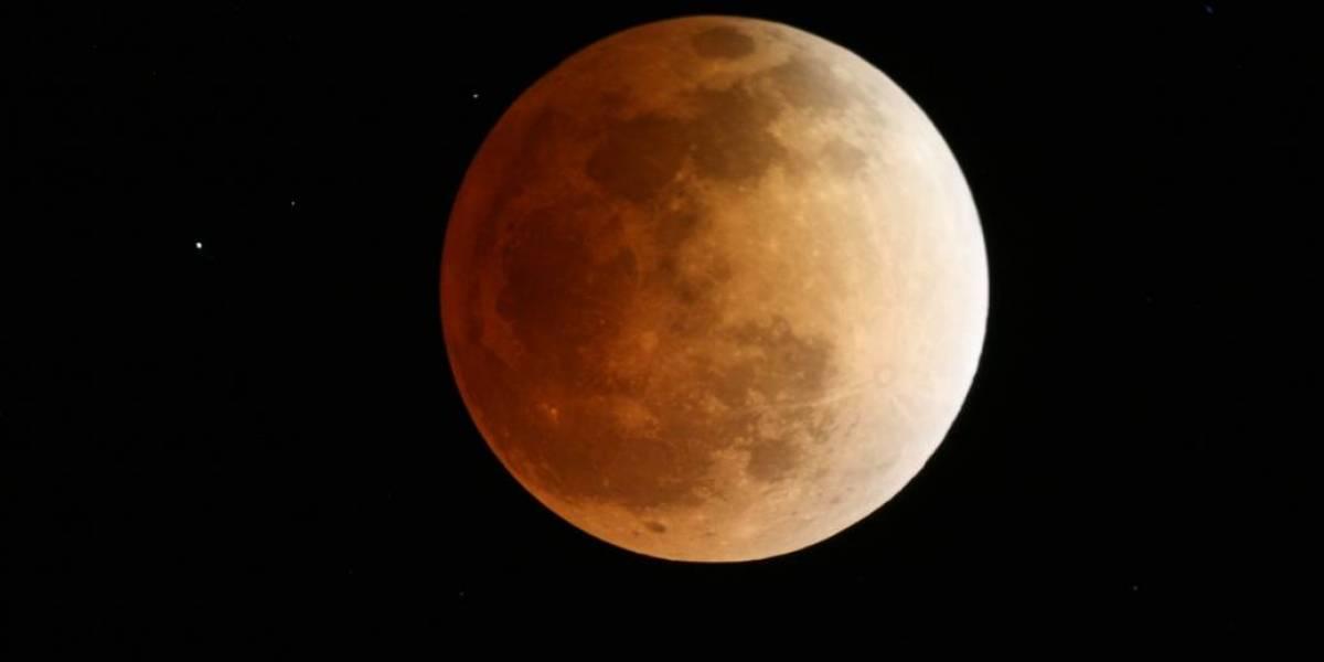 Infografía para entender el eclipse total de luna del 8 de octubre