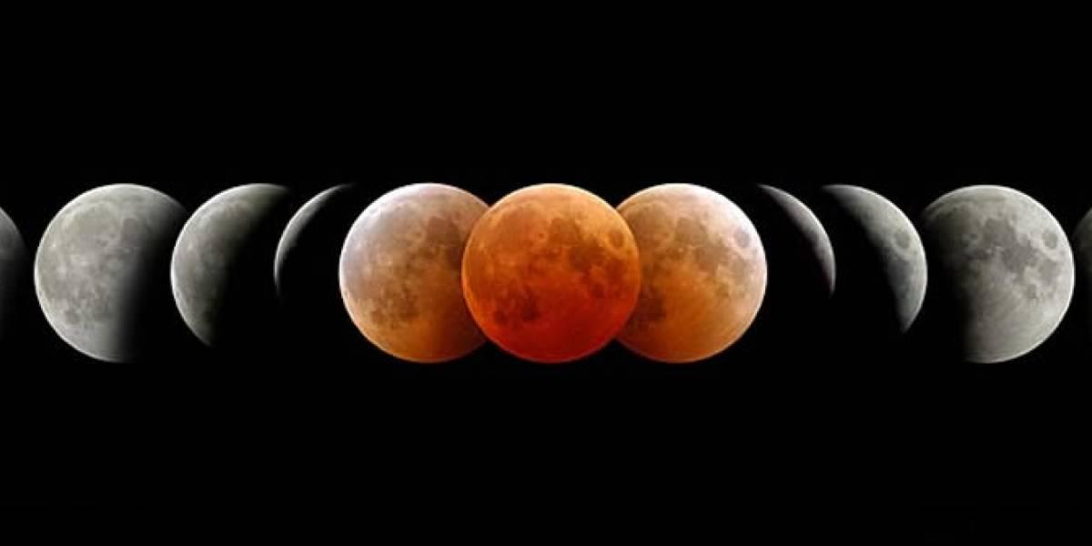 No olvidar el despertador: Esta madrugada hay eclipse total de Luna
