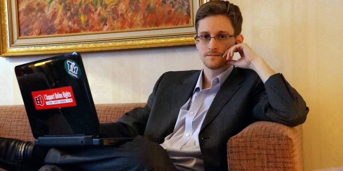Edward Snowden considera su misión cumplida