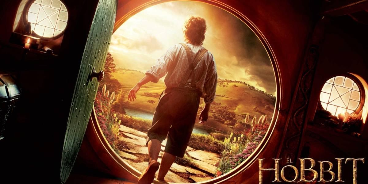 """""""El hobbit: un viaje inesperado"""" es la película más pirateada de 2013"""