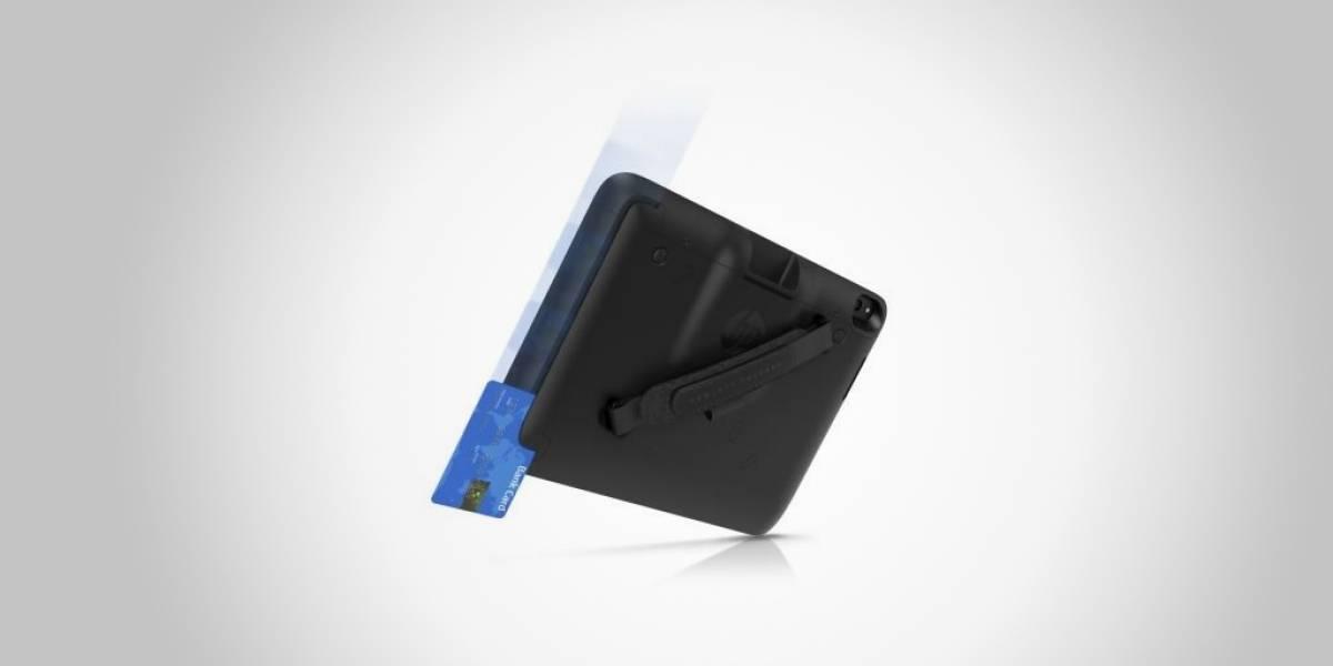 Paga con tu tarjeta de crédito con los accesorios de la HP ElitePad 900 #CES2014