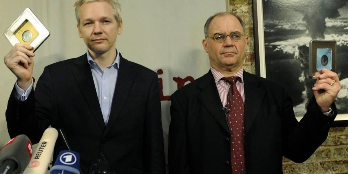 Ex-banquero suizo es acusado de filtrar información a Wikileaks