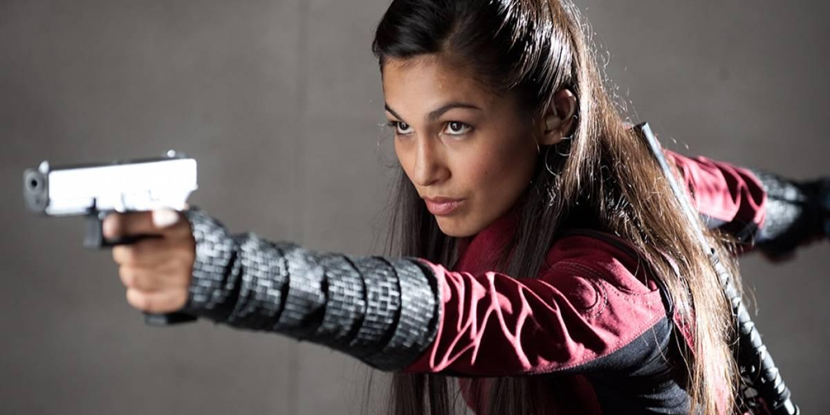 Elodie Yung será Elektra en la segunda temporada de Daredevil