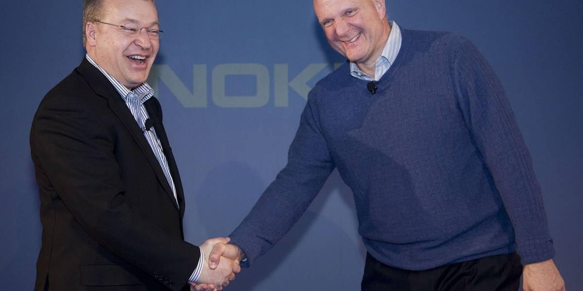 Microsoft adquiere los servicios móviles de Nokia