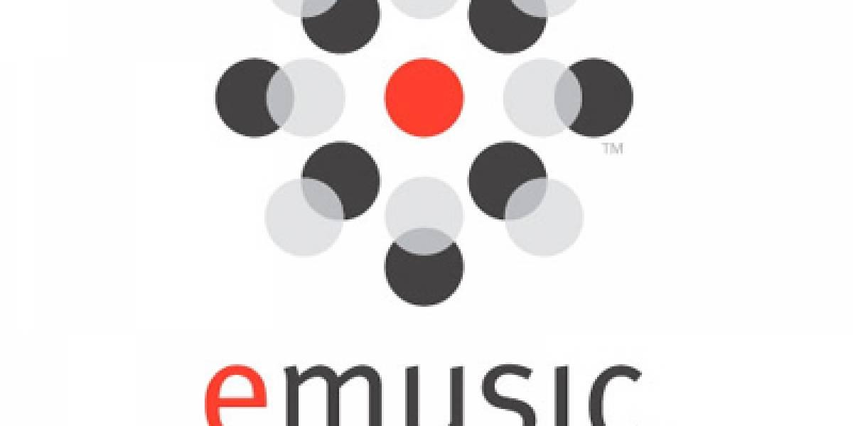eMusic presenta su nueva versión con un modelo de ventas distinto