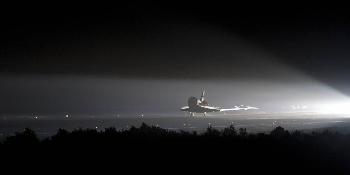 Video: El transbordador Endeavour aterriza por última vez