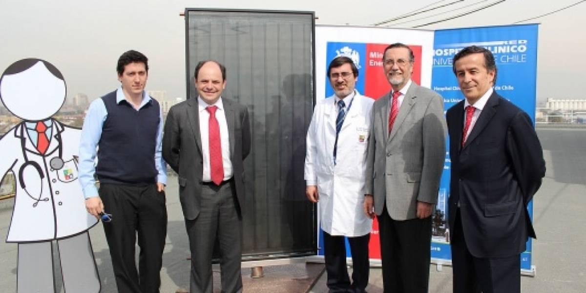 Chile: Ministerio de Energía quiere instalar paneles solares sobre hospitales