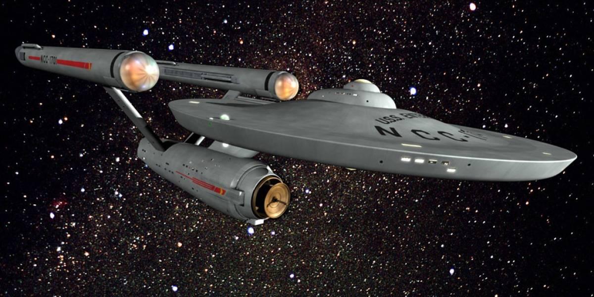El USS Enterprise de Star Trek será restaurado para su 50 aniversario