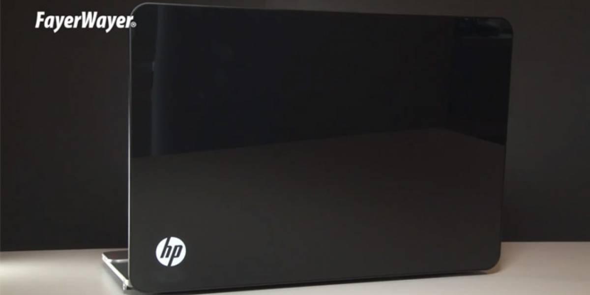 HP Envy 14 Spectre a segunda vista (Video)