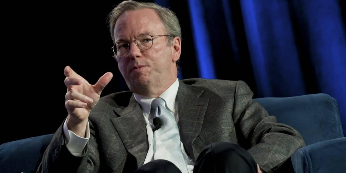 Eric Schmidt: Google quiere usar el cifrado para evadir la censura