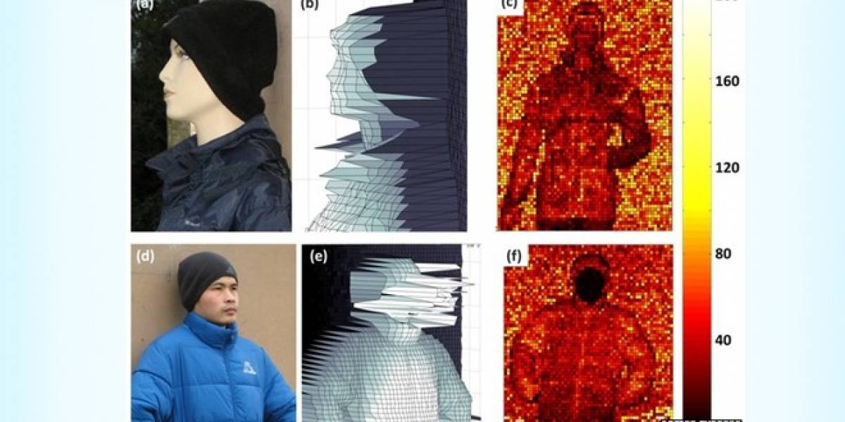 Desarrollan escáner 3D que puede funcionar hasta a un kilómetro de distancia