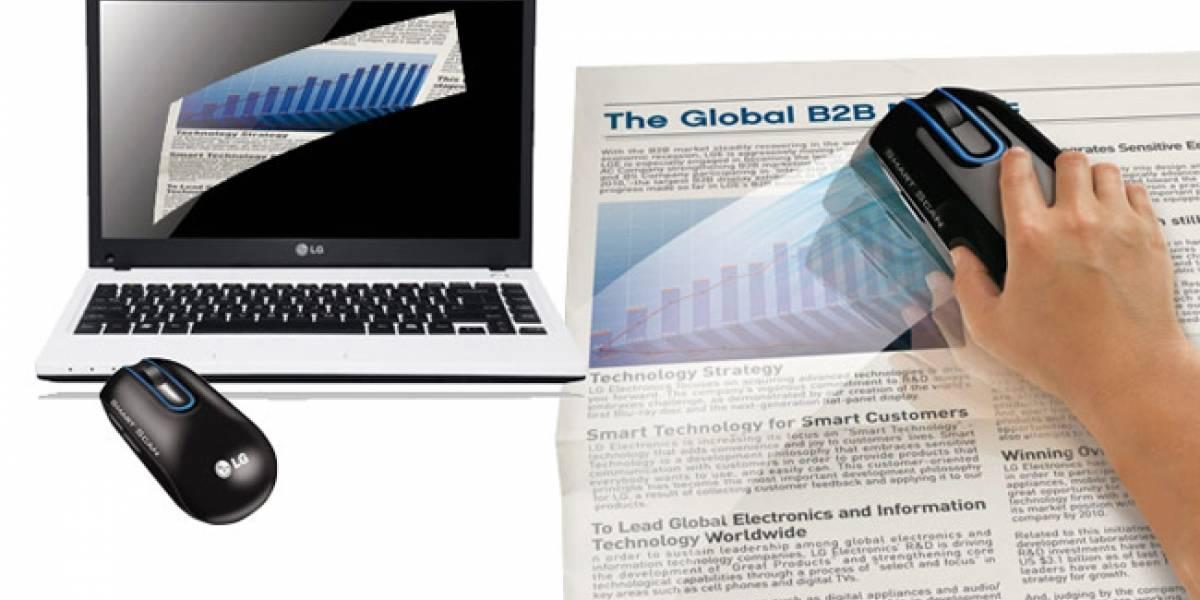 El escáner de bolsillo de LG llega a España
