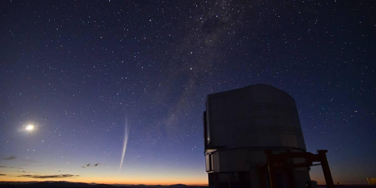 Encuentran polvo de cometa en la Antártida