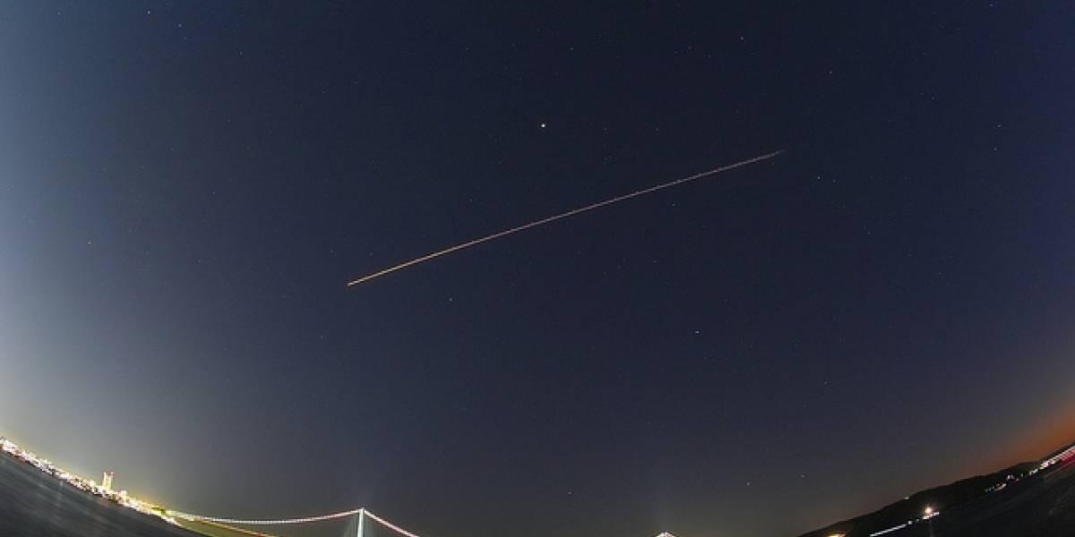Cayó el satélite UARS y no le pegó a nadie