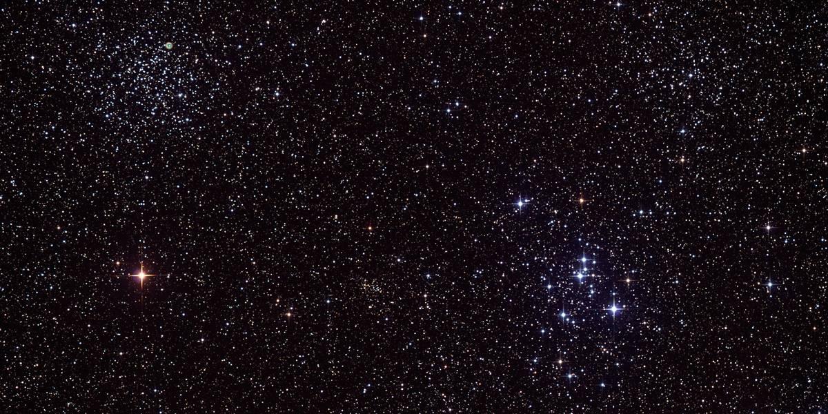 NASA transmite en directo lluvia de meteoros Gemínidas