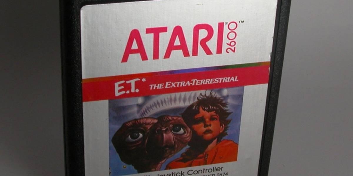 Documental exclusivo para XBox revelará historia del vertedero con cartuchos de Atari