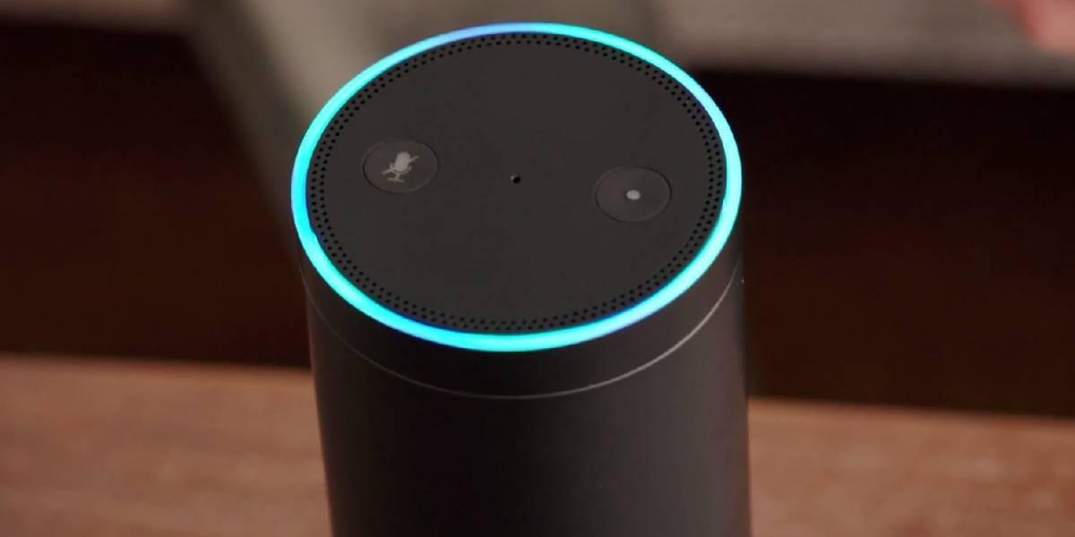 Amazon lanza Echo, un parlante que también es un asistente de voz