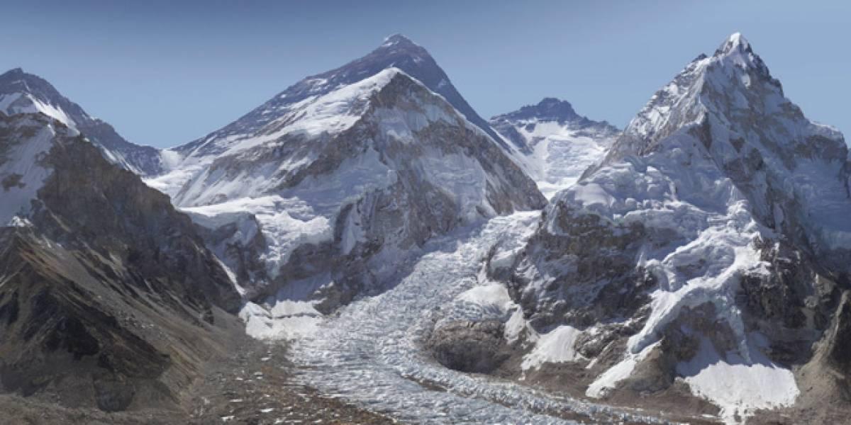 Llega a lo más alto del Everest mirando esta foto de 4.000 millones de pixeles