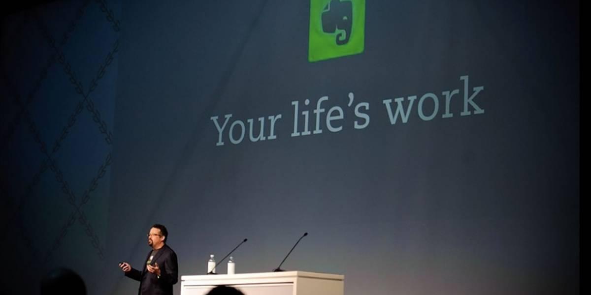 Evernote anuncia nuevas apps, utilidades y 9M de usuarios en LATAM [FW Interviú]