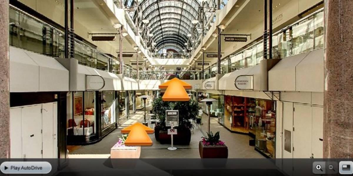 Bing Maps integrará vistas interiores de centros comerciales