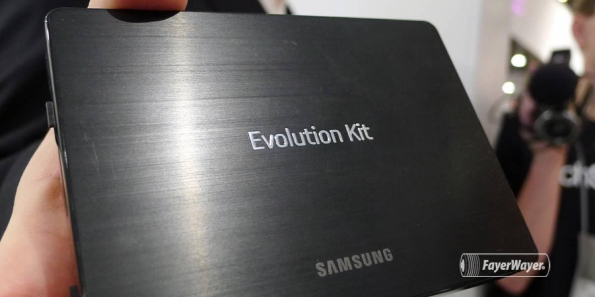 CES 2013: Este es el kit de evolución de Samsung para hacer televisores inteligentes