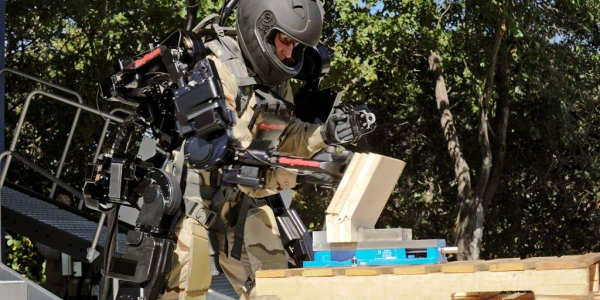 Exoesqueleto militar XOS 2 (Video)