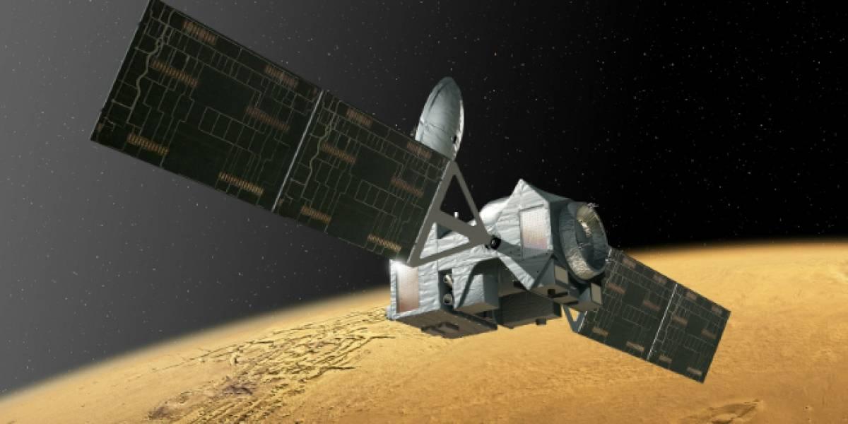 Rusia y Europa se asocian para enviar una misión a Marte