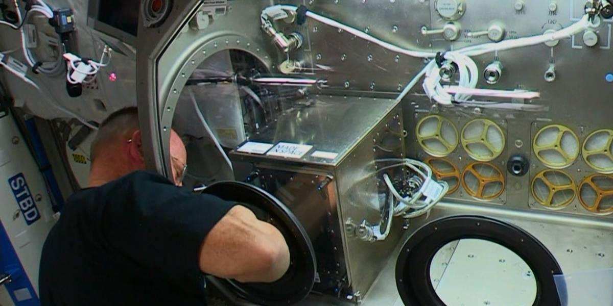 Estación Espacial Internacional ya cuenta con su propia impresora 3D