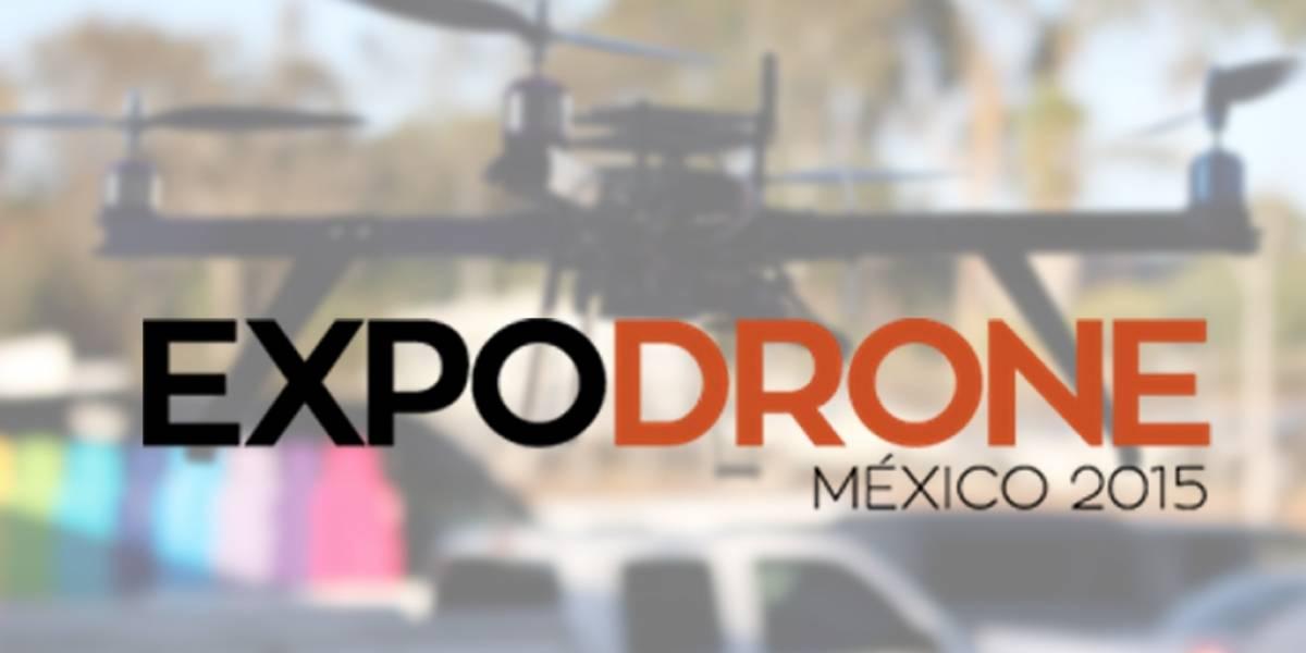 Se anuncia ExpoDrone MX 2015, la primera exhibición de drones en México