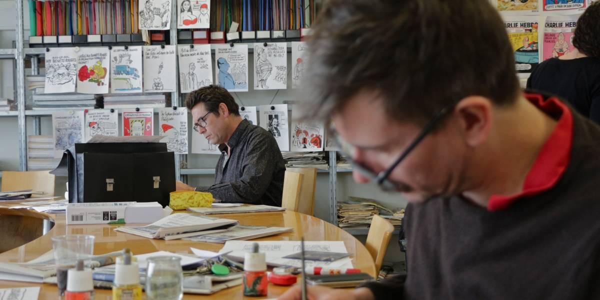 La revista satírica Charlie Hebdo sufre atentado en París