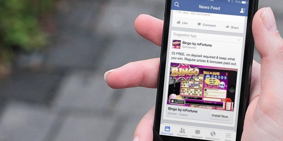 Más de la mitad de los ingresos en Facebook provienen de la publicidad en móviles