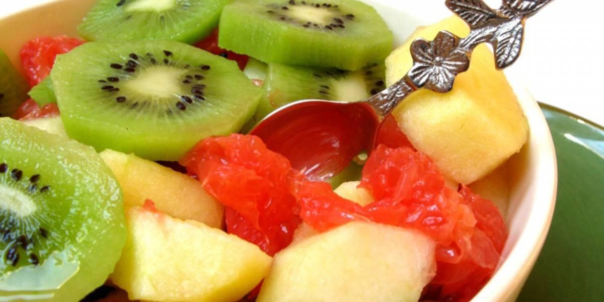 Buscador web Google mostrará información nutricional en más de 1.000 alimentos
