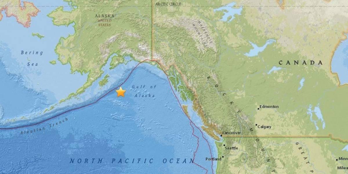 Terremoto na costa do Alasca provoca alerta de tsunami