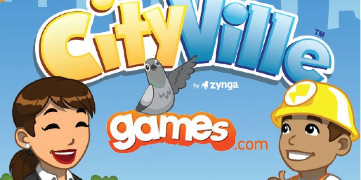 CityVille ya tiene más usuarios que FarmVille