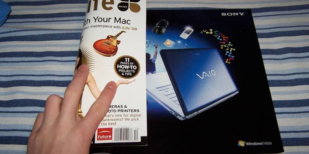 Steve Jobs quería que los portátiles VAIO contaran con OS X
