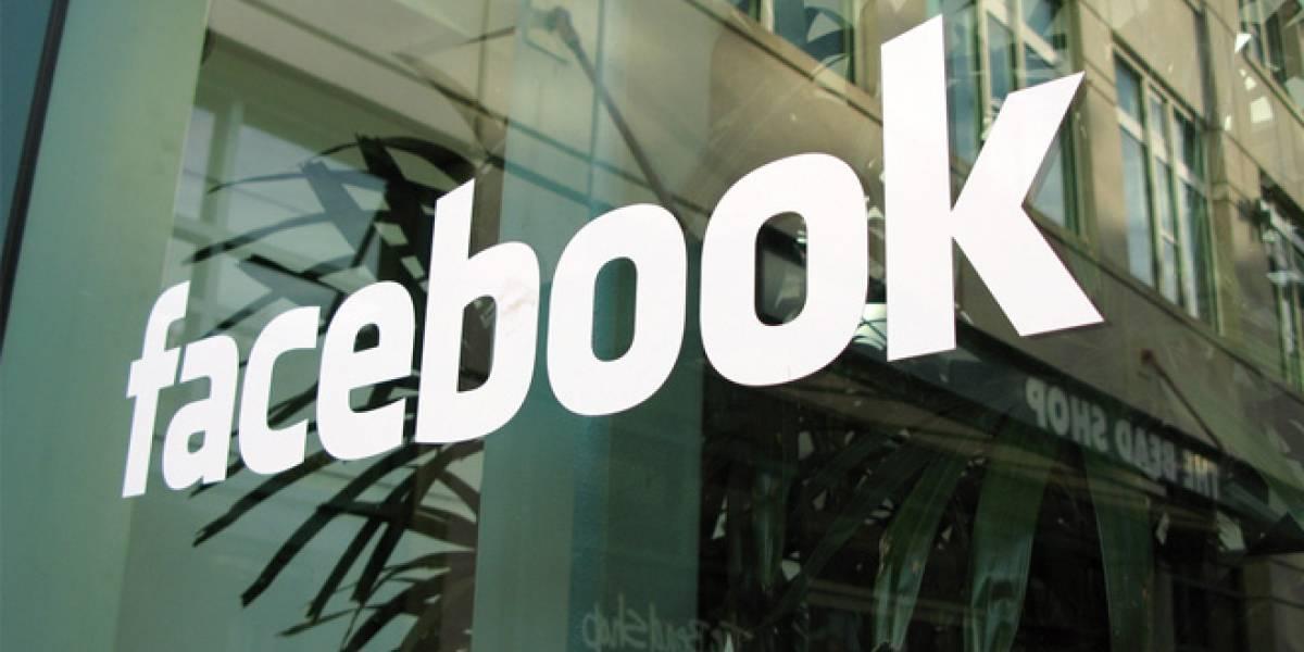 Acciones de Facebook bajaron 12%