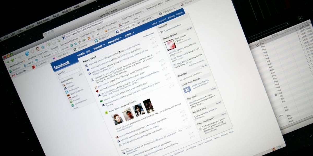 Facebook sale a reparar problemas por el cambio masivo y sin avisar de direcciones de correo
