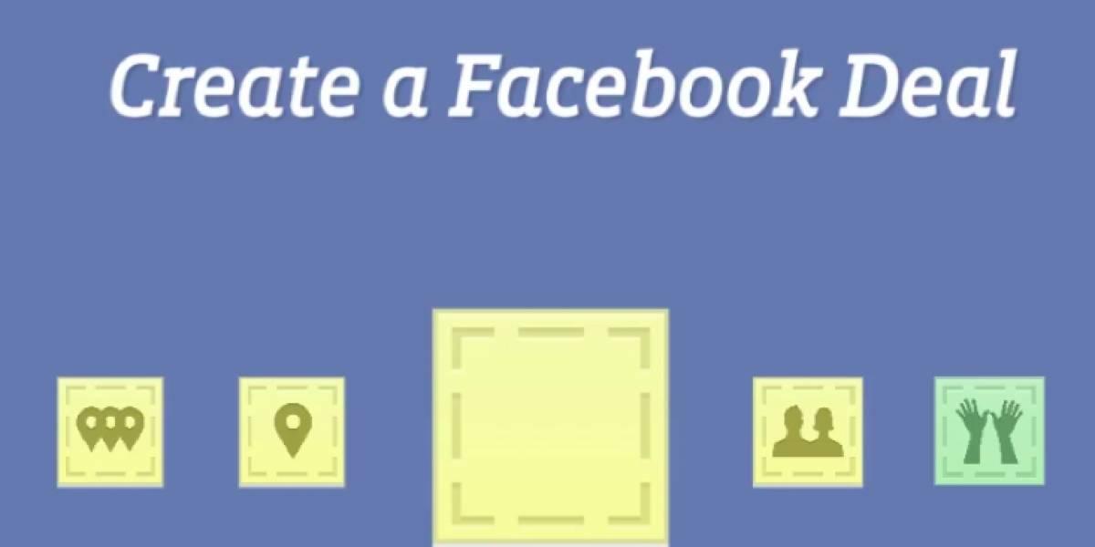 Facebook cierra su plataforma de cupones, Deals