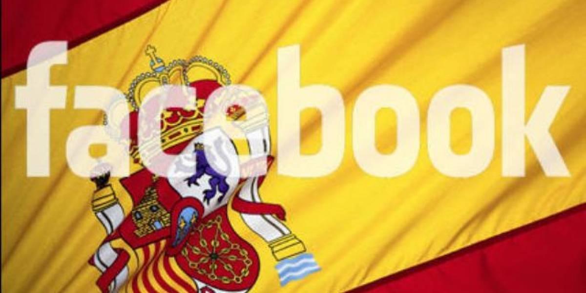 España: 55% de los jóvenes prefiere actualizar Facebook a quedar con amigos