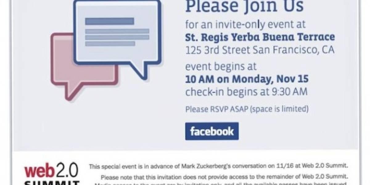 Futurología: Correo de Facebook tendría integración con Office Web Apps