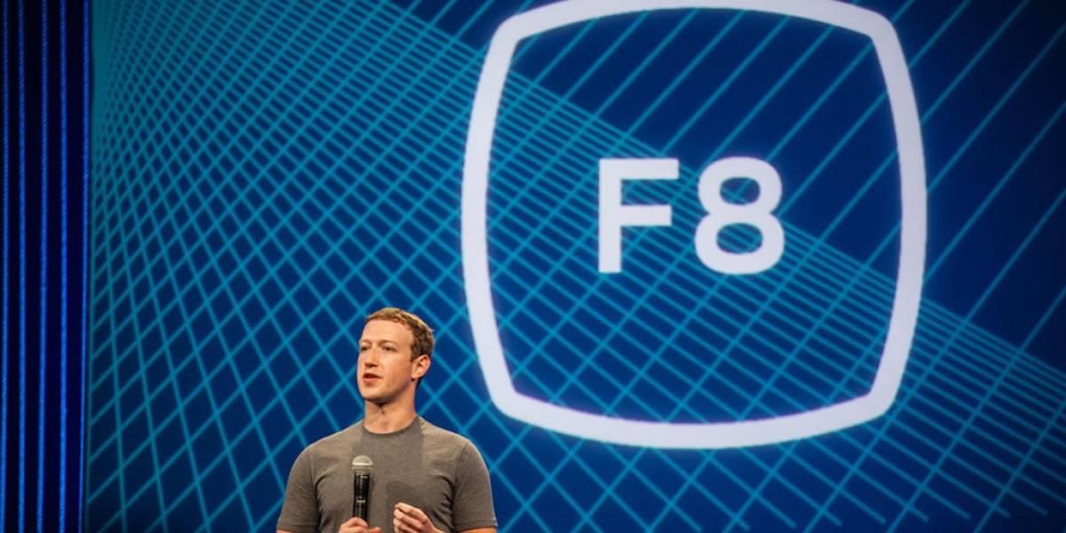 Sigue con nosotros la conferencia F8 de Facebook