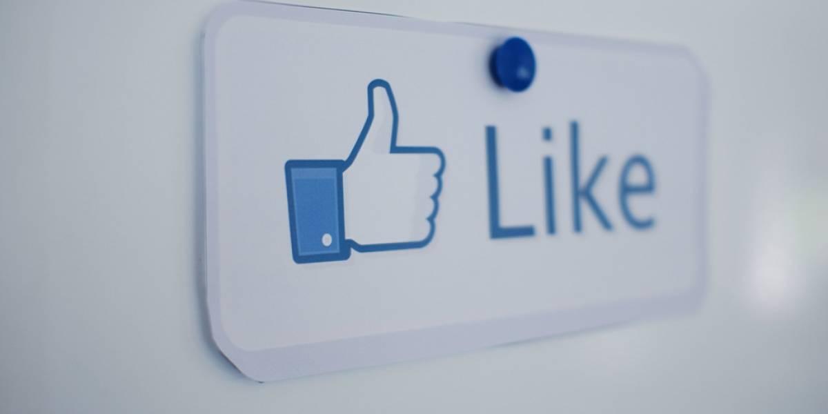 Facebook hará caer el número de likes en los fanpages